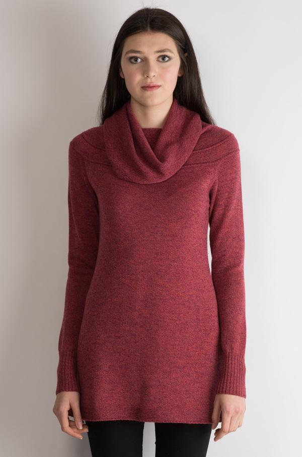 Erdaine Cowl neck sweater