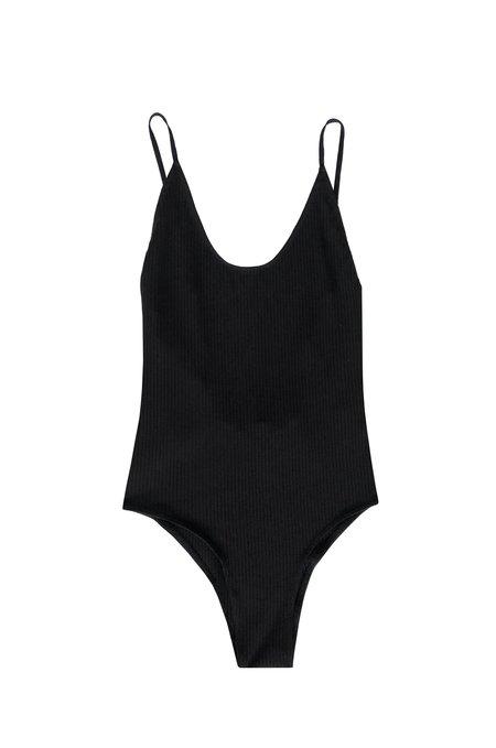 Angie Bauer Emiri Bodysuit - Black