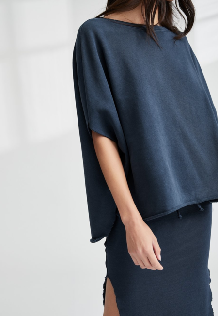 TEE LAB by FRANK & EILEEN LAB216 capelet - Private School