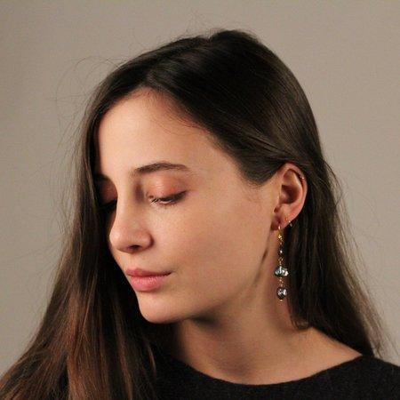 Robindira Unsworth Pearl Drop Earring