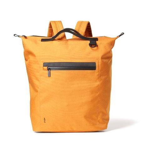 UNISEX Ally Capellino Hoy Travel & Cycle Rucksack - Orange