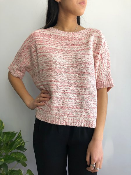 PEPALOVES JILL SWEATER - RED