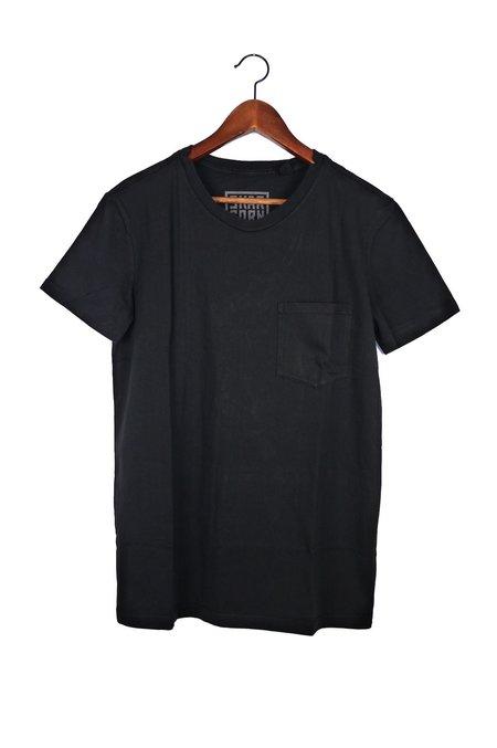 Skargorn #49 Short Sleeve Tee - Black Wash