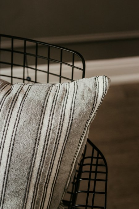 Eightmood Allegra Striped Cushion