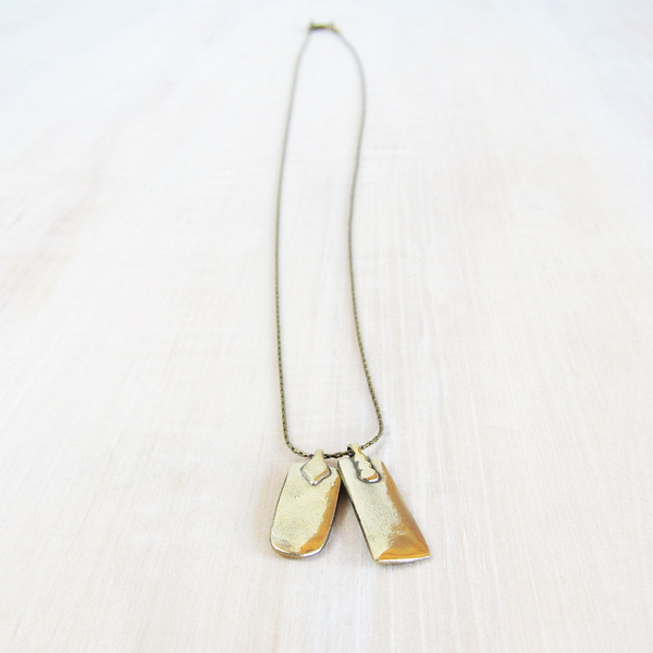 Marisa Mason Carson chain necklace