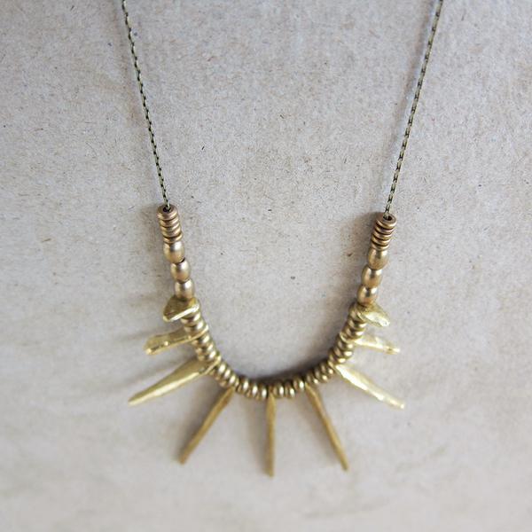 Marisa Mason Victoria necklace