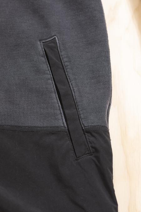 Remi Relief Special Finish Fleece Outdoor Hoodie - Black