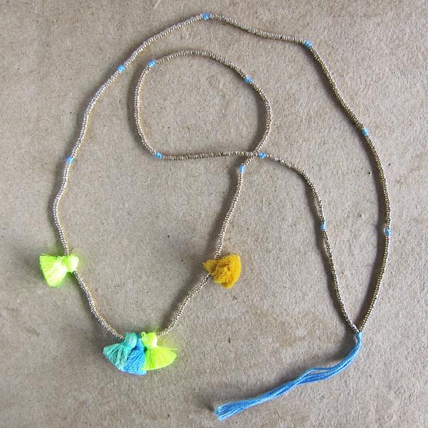 Matta Kiku necklace