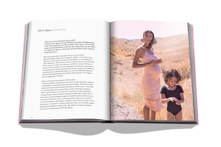 ASSOULINE Mother and Child by Claiborne Swanson Frank book