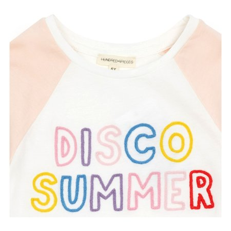 KIds Hundred Pieces Disco Summer Shirt
