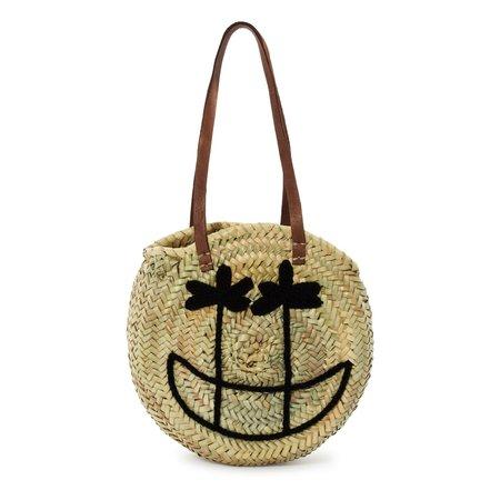 Kids Hundred Pieces Palm Smile Basket Bag
