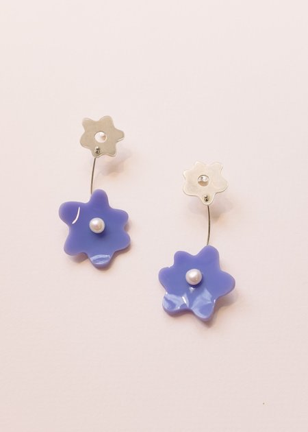 Clementines Flower Trip Earrings