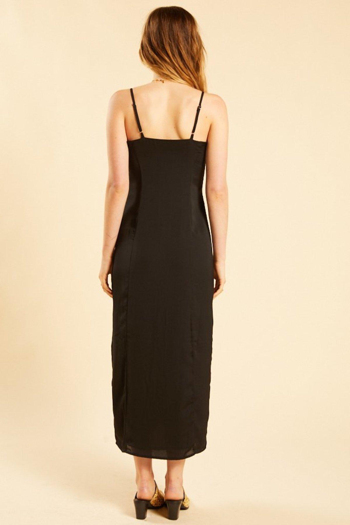 black Amuse Society Island fever dress
