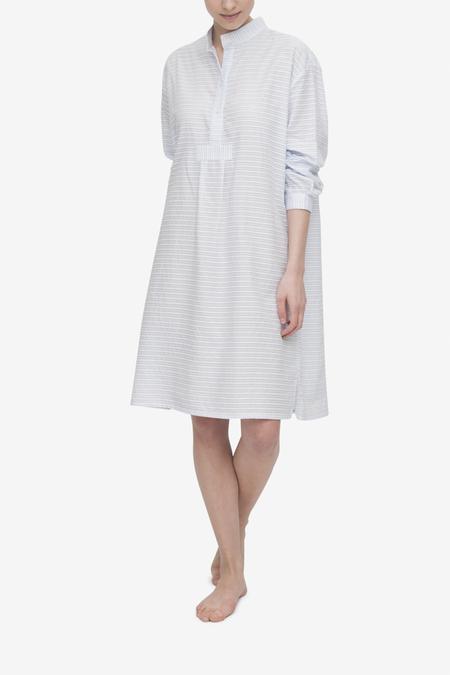 The Sleep Shirt Long Sleep Shirt - Plush Stripe