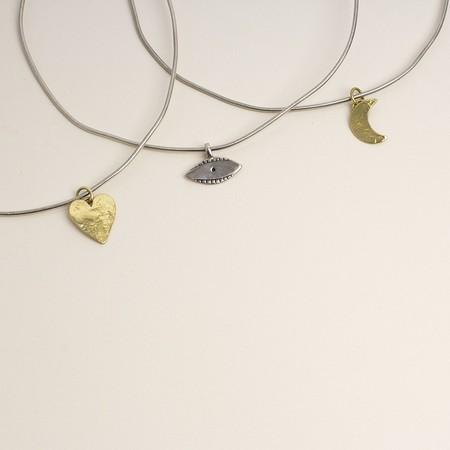 Kontora Sisters necklace