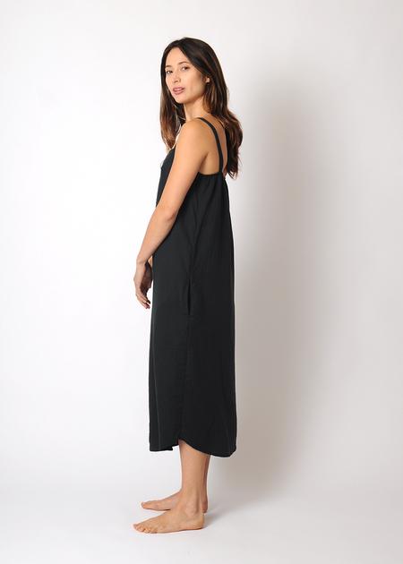 Conifer Ray Dress - Black