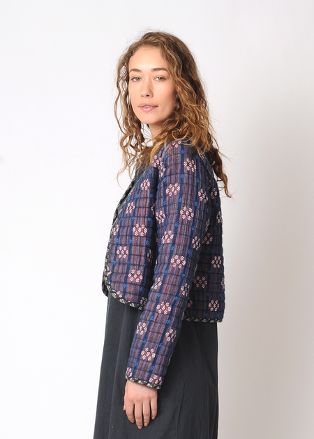 Ace & Jig Quilted Jacket - empress