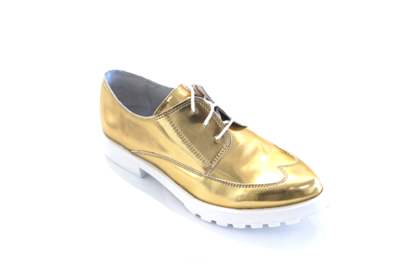 Miista Miley Gold Oxford