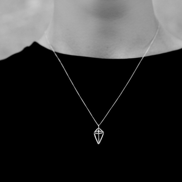 Still With You - Contour Necklace