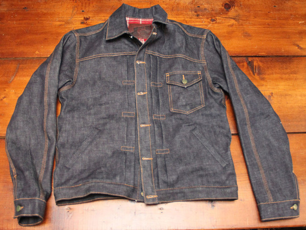 Men's Left Field NYC Mule Skinner Denim Jacket
