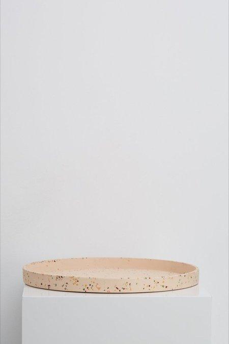 Capra Designs Large Terrazzo Salt Tray