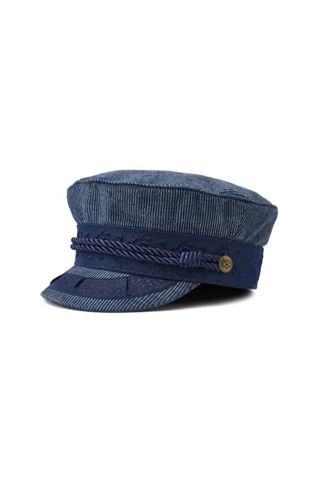 Brixton Albany Cap - Light Navy