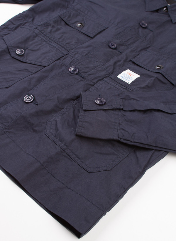 Men's Garbstore Flight Shirt Navy