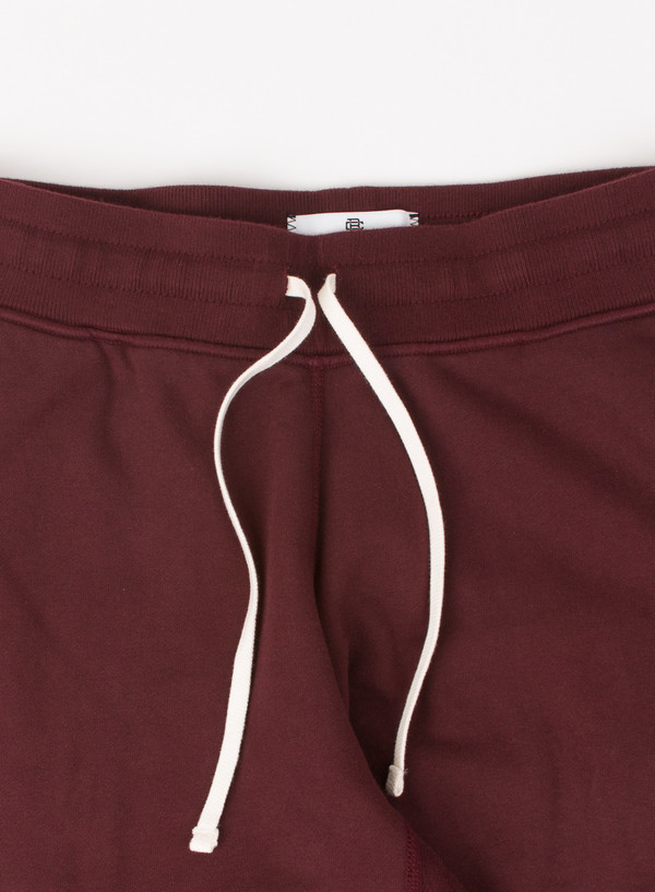Men's Reigning Champ Knit Midweight Terry Sweatpant Blood