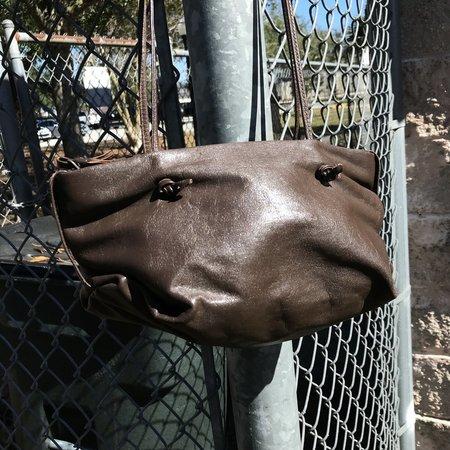 Horizons Vintage Leather Purse - Chocolate
