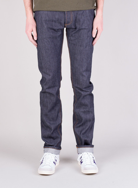 Men's 3Sixteen ST-100X Denim Jeans Indigo