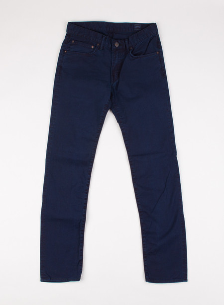 Blue Blue Japan Stretch Twill Hand Dyed Jeans