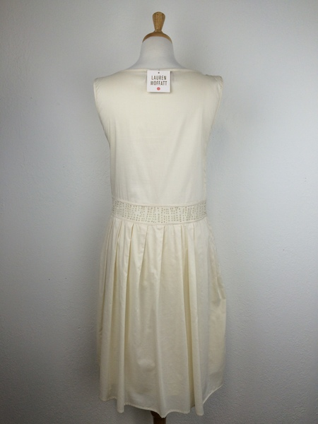 Lauren Moffatt Oleander Sleeveless Dress