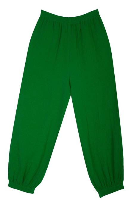 L.F.Markey Ezra Trouser - Green