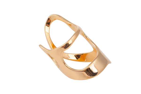 Shahla Karimi Paris Lake Ring No. 3
