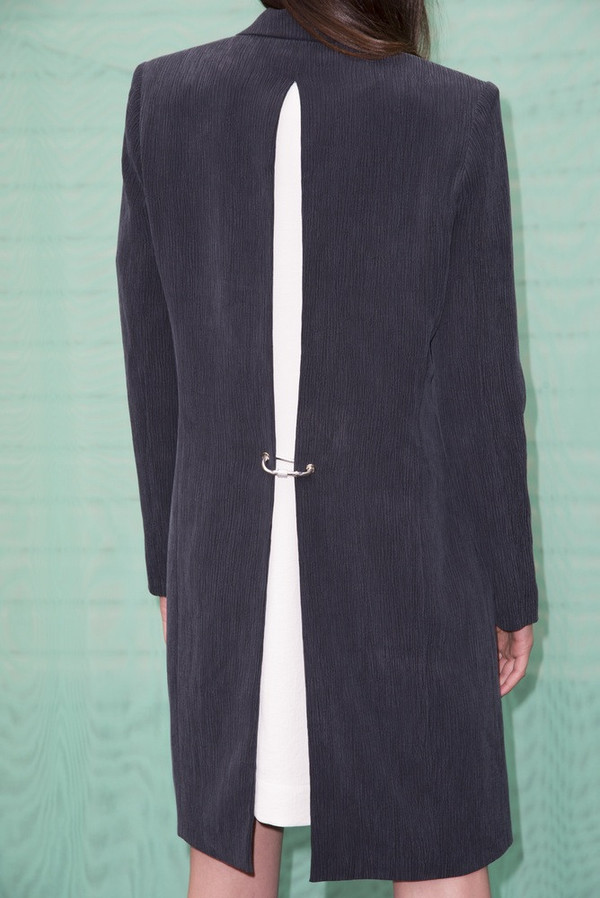 Nomia Long Slit Back Jacket
