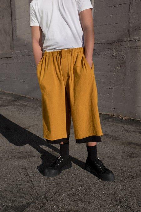Marni Oversized Layered Jersey Long Short