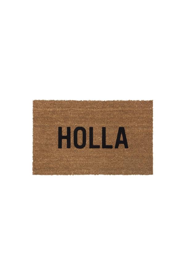 Reed Wilson Design - Holla Doormat