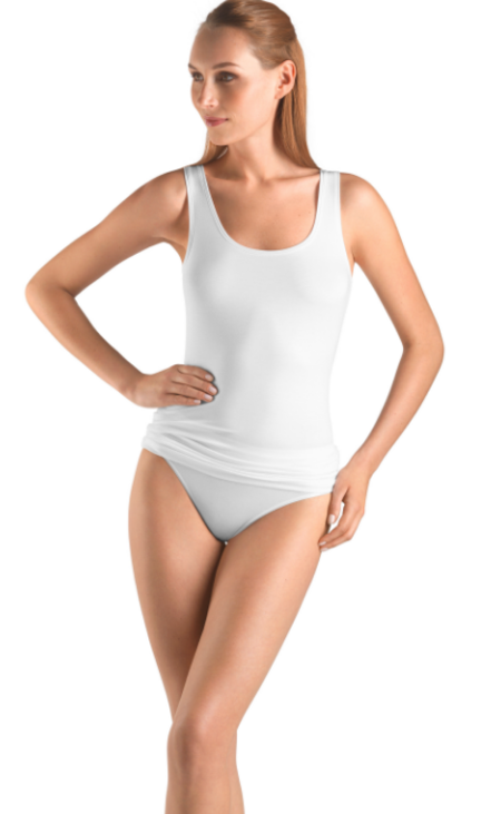 HANRO Soft Touch Tank Top - White