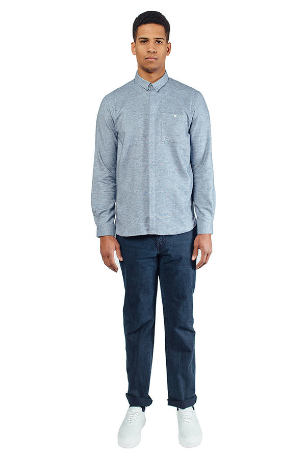 Trap Shirt Blue