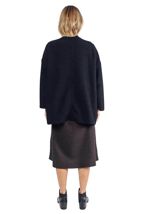 Ura Coat Black