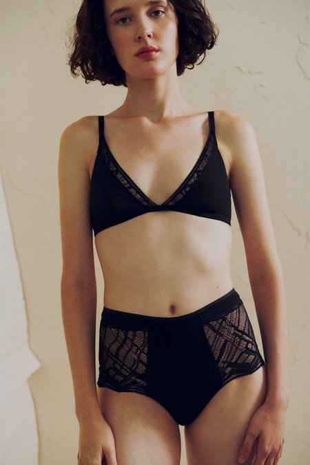 afd7d5c165 ... The Great Eros Sonata Bralette in Black