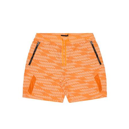 Stone Island Shadow Project Shorts - Orange