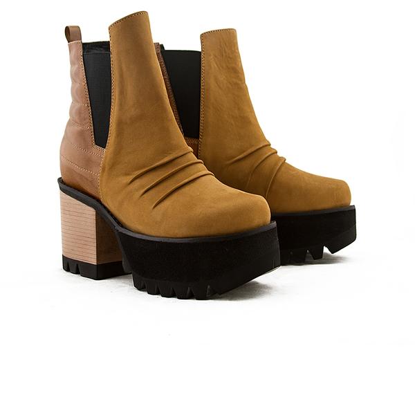 MUTMA capiton boot