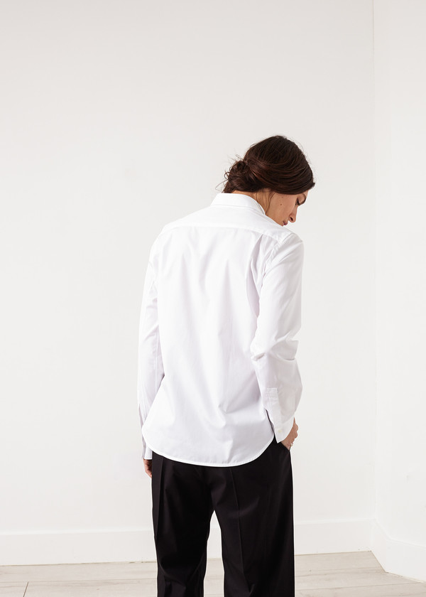 Lareida Alex Shirt in White