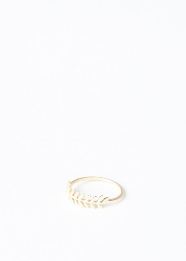5 Octobre Amber Ring