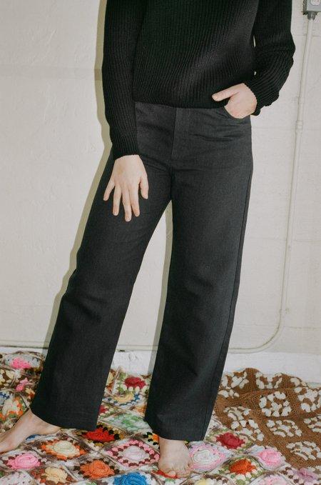 Baserange Dixon Pants - Black