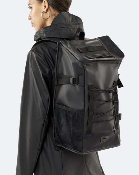 Rains Mochila Mountaineer Bag - Black