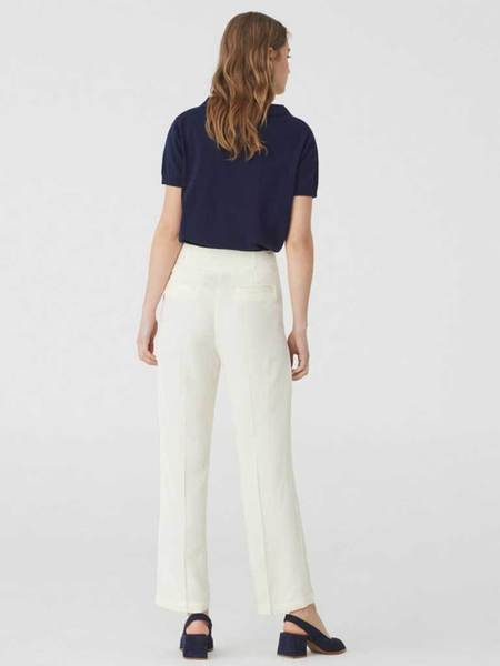 Nice Things Culottes - Ecru