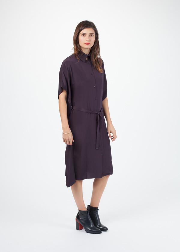 Kenzo Belted Shirt Dress