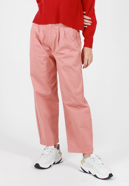 L.F. Markey Classic Slacks - Dusty Pink